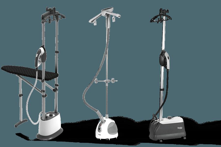 gamme defroisseur vapeur gecko steamer